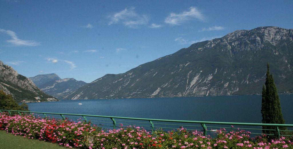 In het prachtige Italië