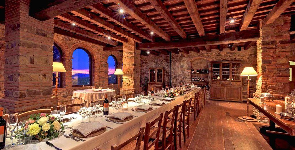 Proef heerlijke lokale wijnen en gerechten