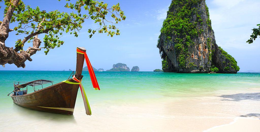 En zijn prachtige stranden
