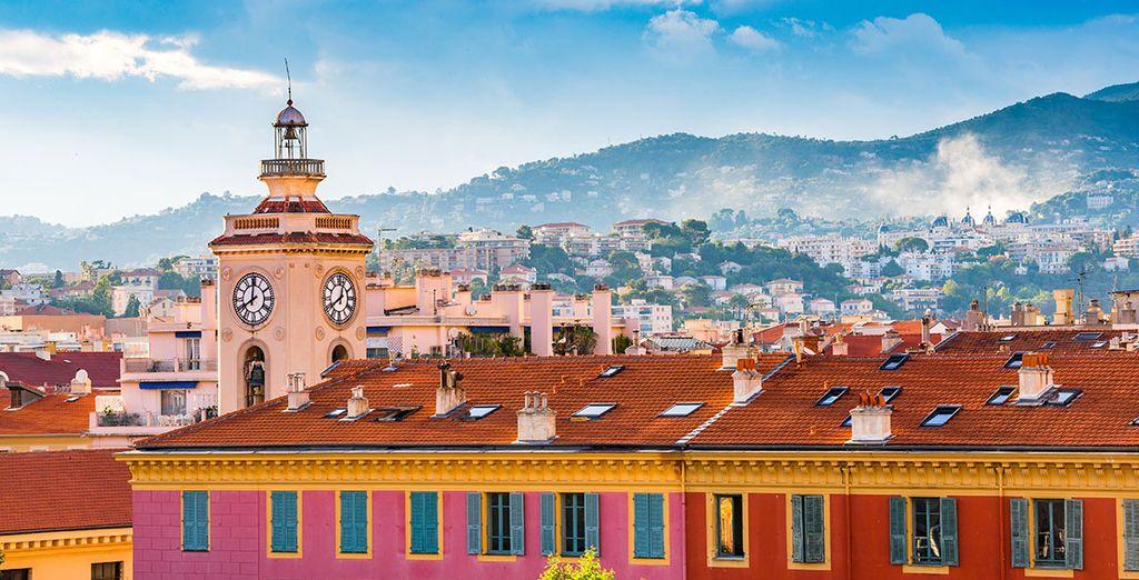 Ontdek de officieuze hoofdstad van de Franse Rivièra