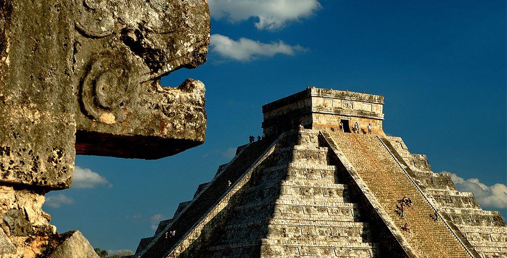 Ontdek een bijzondere historie van de Maya-cultuur