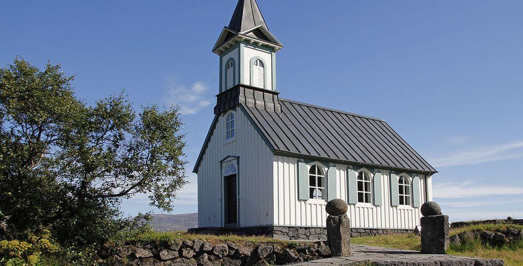 En het culturele erfgoed van Thingvellir