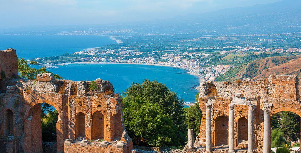 Tot snel op Sicilië!