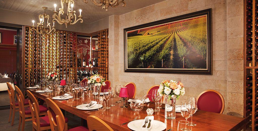 Zowel formele restaurants met een hoogstaande keuken