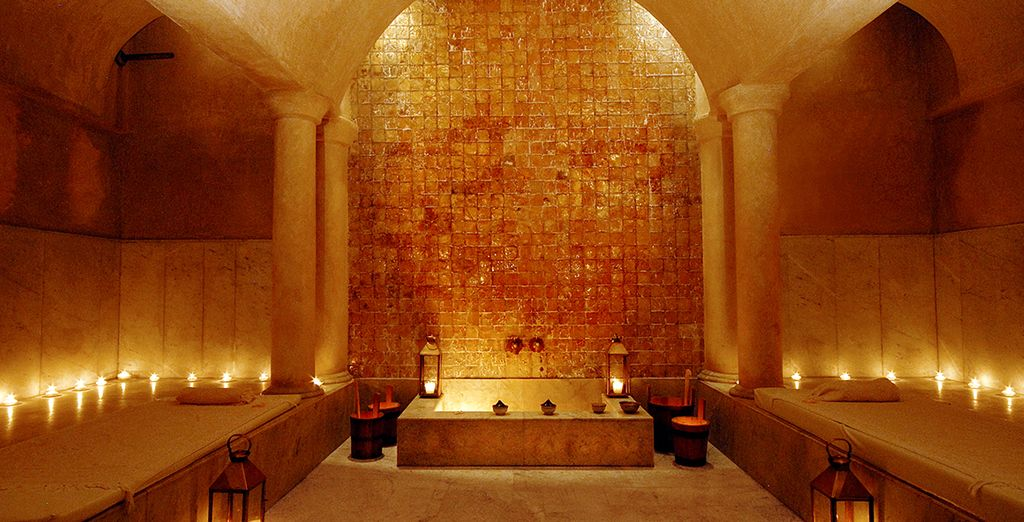 Or a rejuvenating hammam