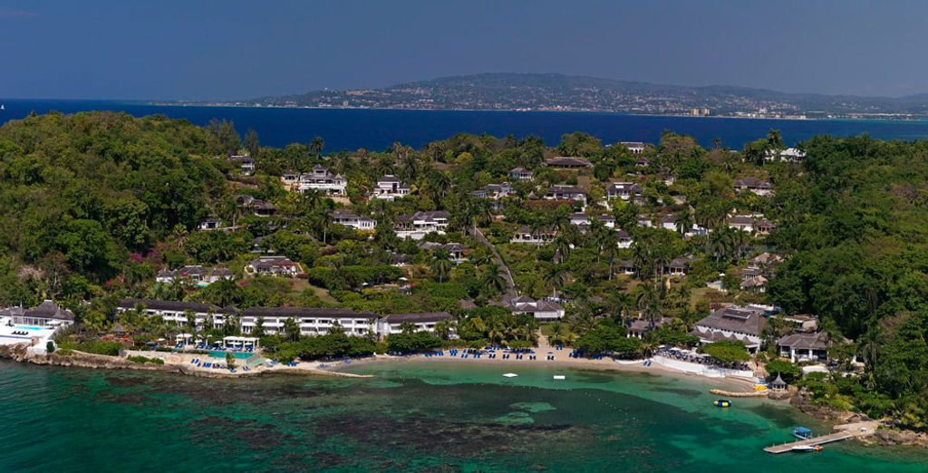 We suggest that you discover Jamaica