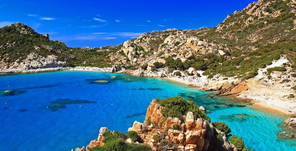 Discover splendid Sardinia