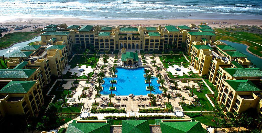 Amidst its grandeur and charm - Mazagan Beach & Golf Resort 5* El Jadida
