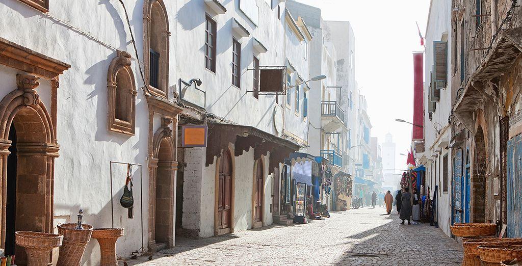 Welcome to Essaouira!