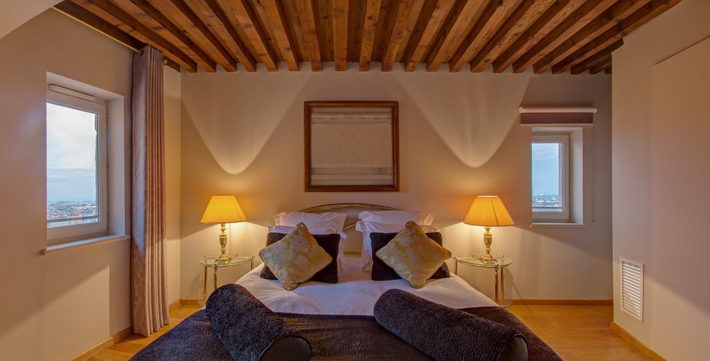 Or opt for a Lumière Suite
