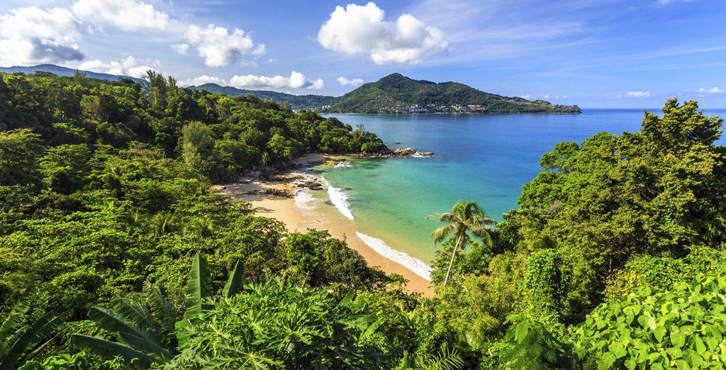 Imagine yourself here in Phuket - Diamond Cliff Resort & Spa 4* Phuket