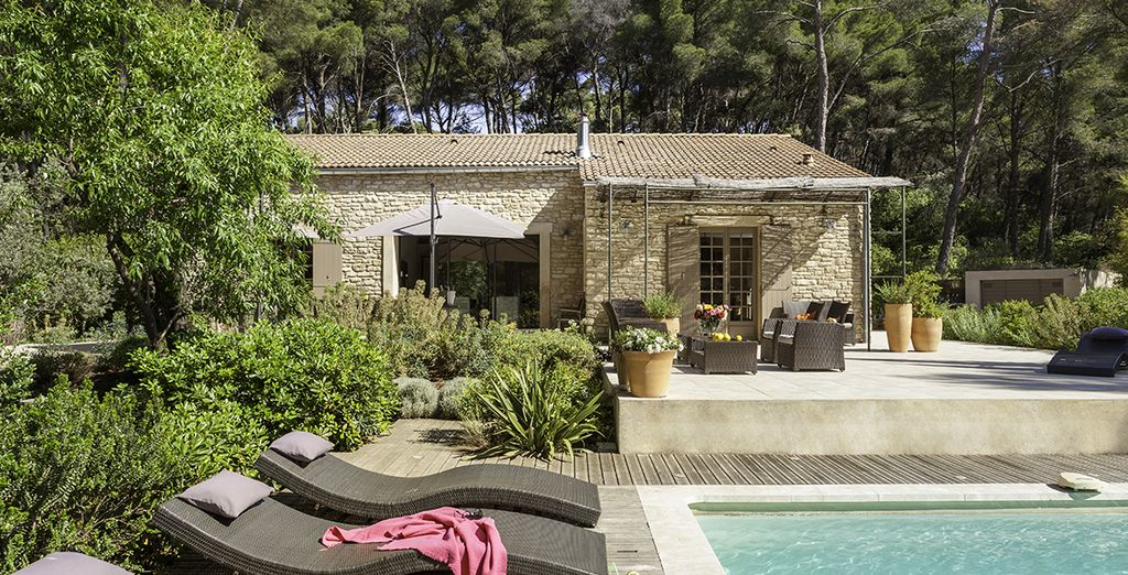 Escape to a relaxed corner of Provence