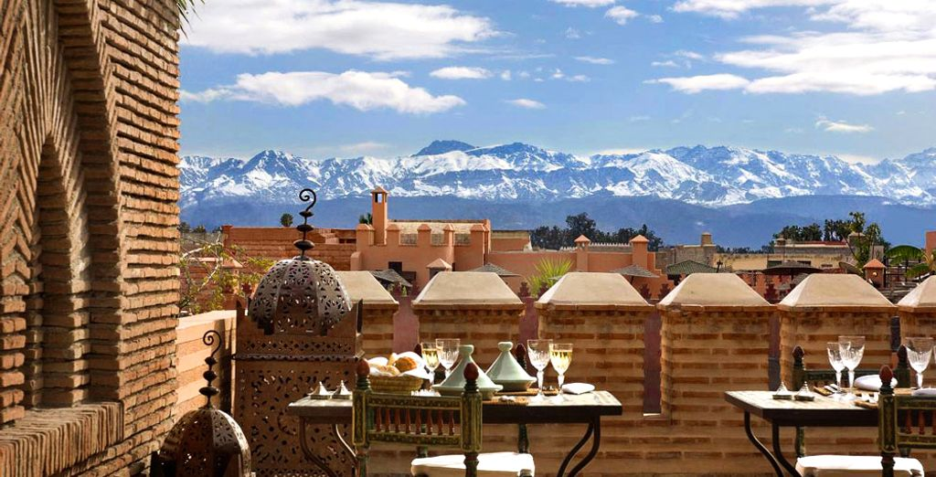 Treat yourself to an unforgettable vacation in Marrakech!