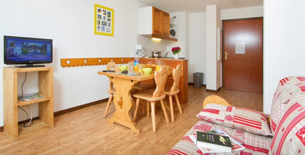 Discover your apartment ...