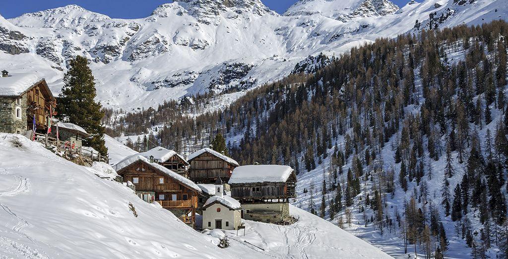 So get ready to explore Aosta Valley