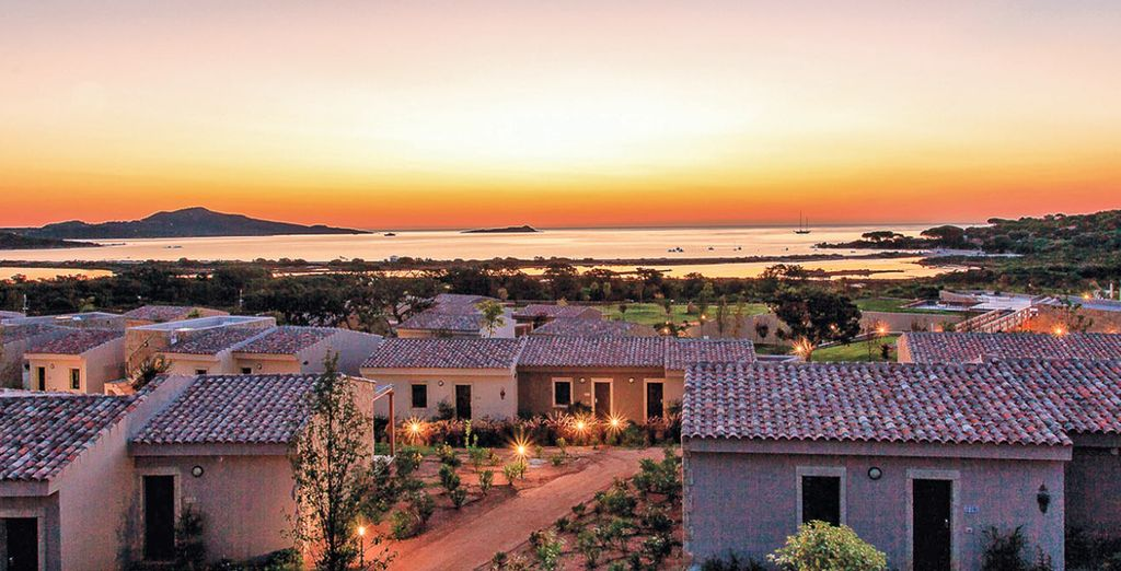 You have found your haven in Sardinia