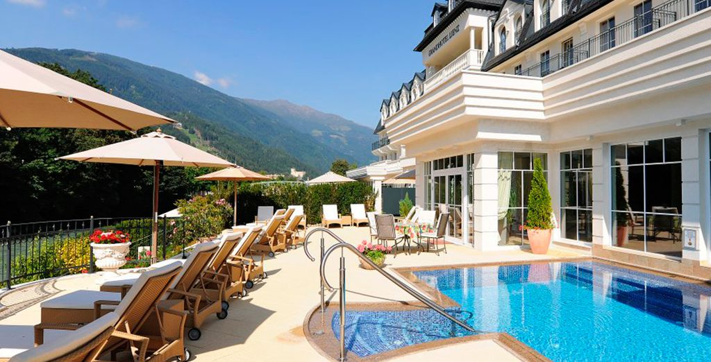 Welcome to Grand Hotel Lienz