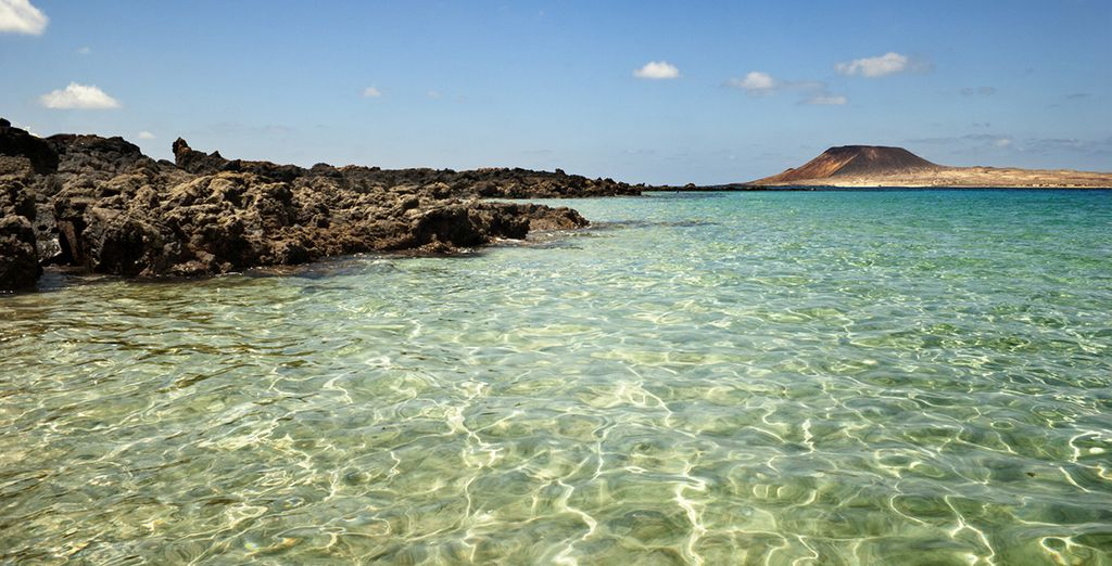 Lanzarote is a beautiful island waiting to be discovered, from its crystalline shores...