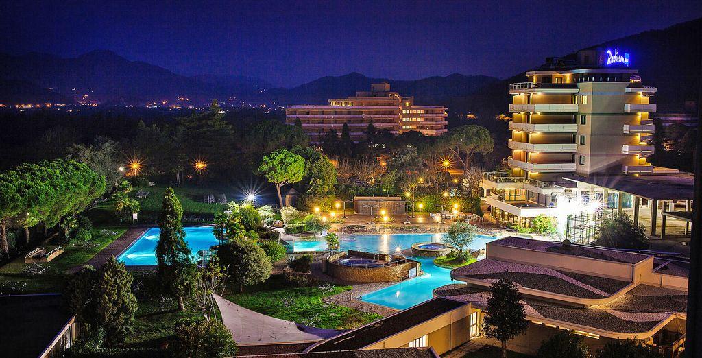 Part of the Radisson Blu Resort, Terme di Galzignano