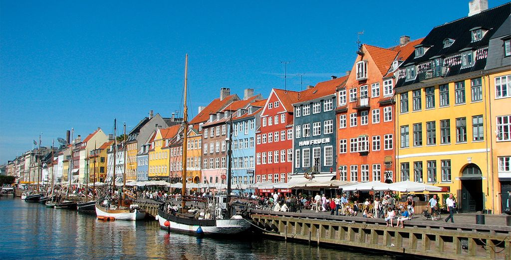 City Breaks in Copenhagen : Nyhavn