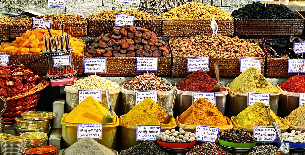 Brimming with spices, history and vibrant culture