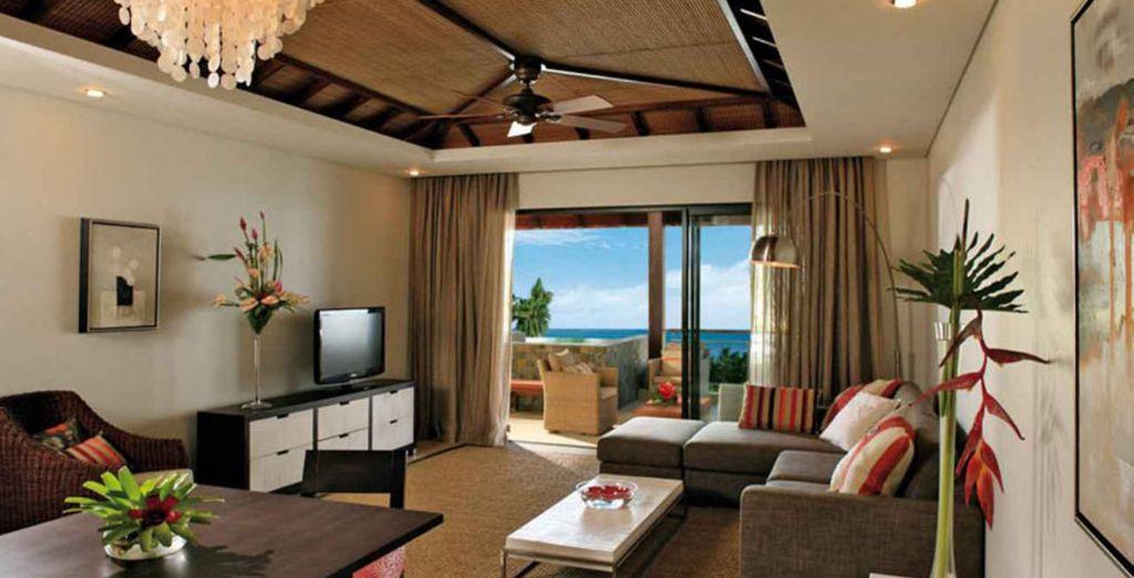 Stay in an amazing Suite - Anahita***** - Beau Champ - Mauritius Mauritius