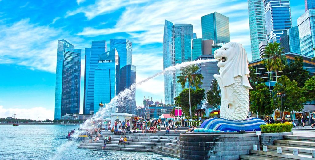 Singapore Stay with Far East Princess Cruise 4*