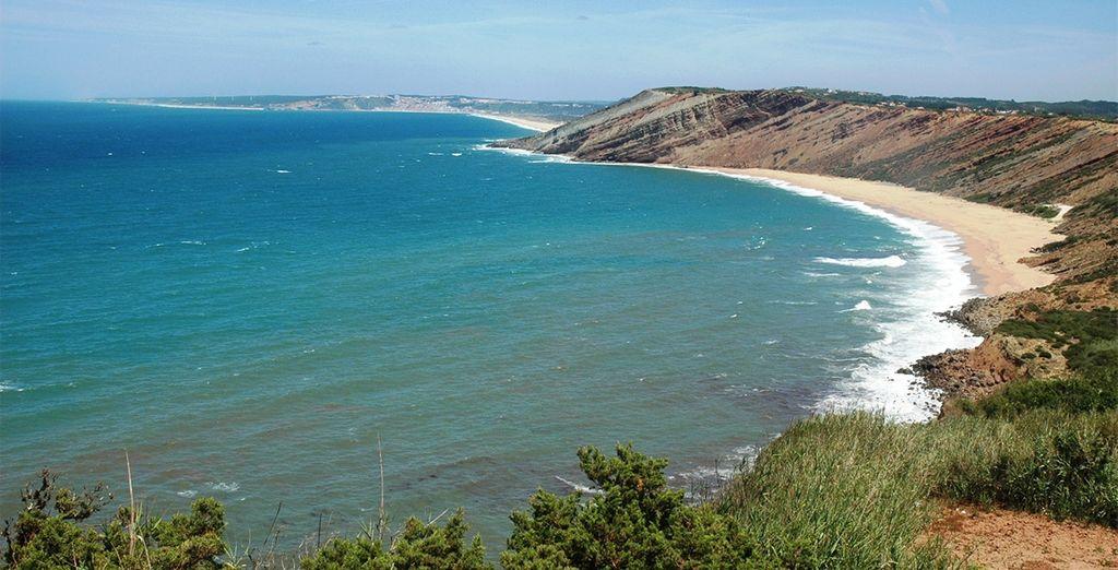 Or explore Portugal's Silver Coast