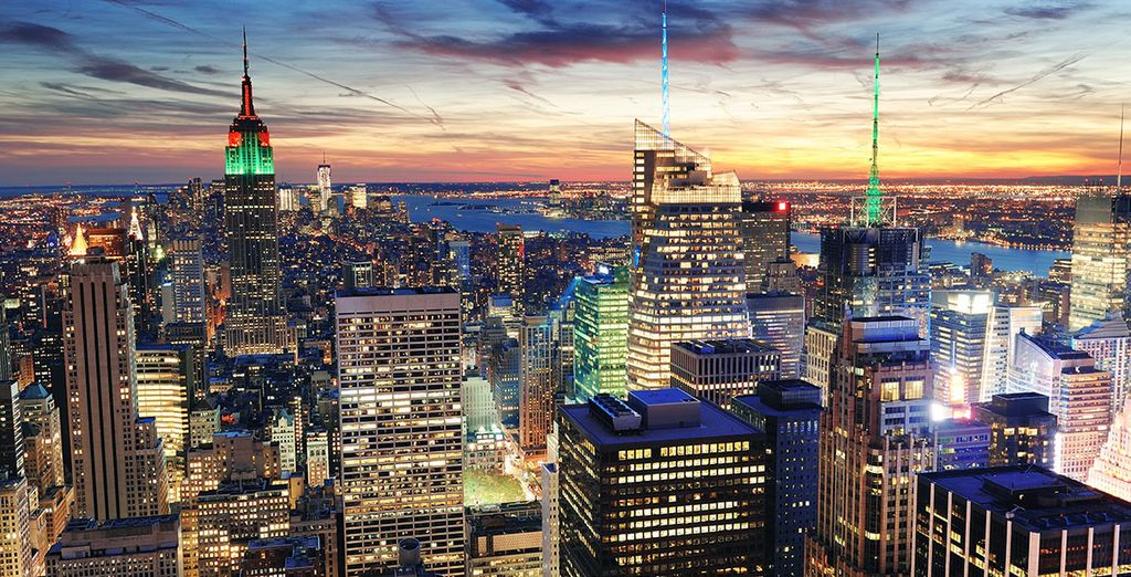 So go out and admire New York in all its glory!