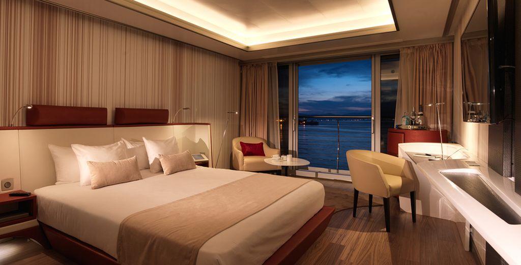 Sunborn Yacht Hotel Gibraltar 5*