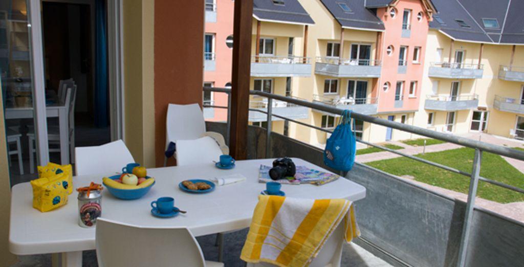 - Residence Les Isles de Sola*** Normandy - France Grandcamp-Maisy