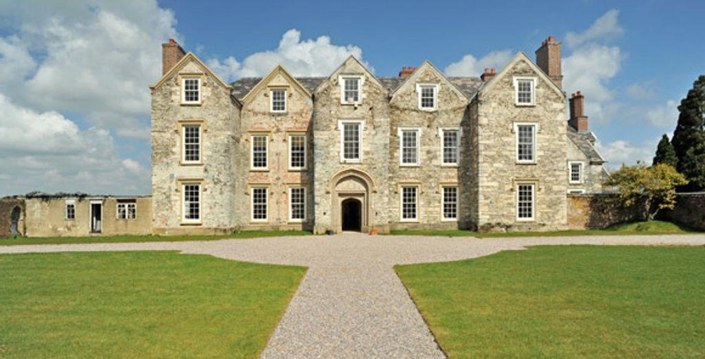 - Warleigh House -  Devon - United Kingdon Devon