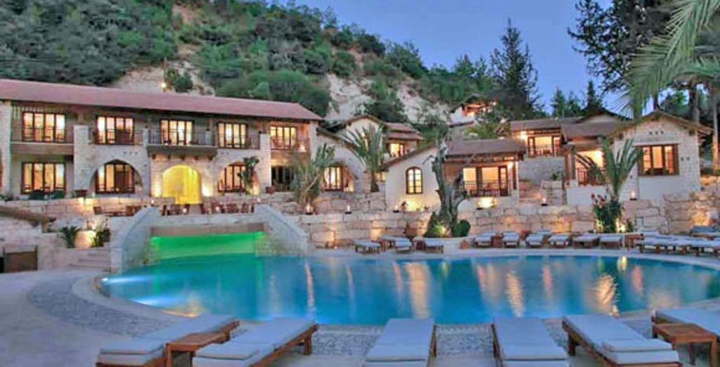 - Ayii Anargyri Resort & Spa**** - Paphos - Cyprus Paphos