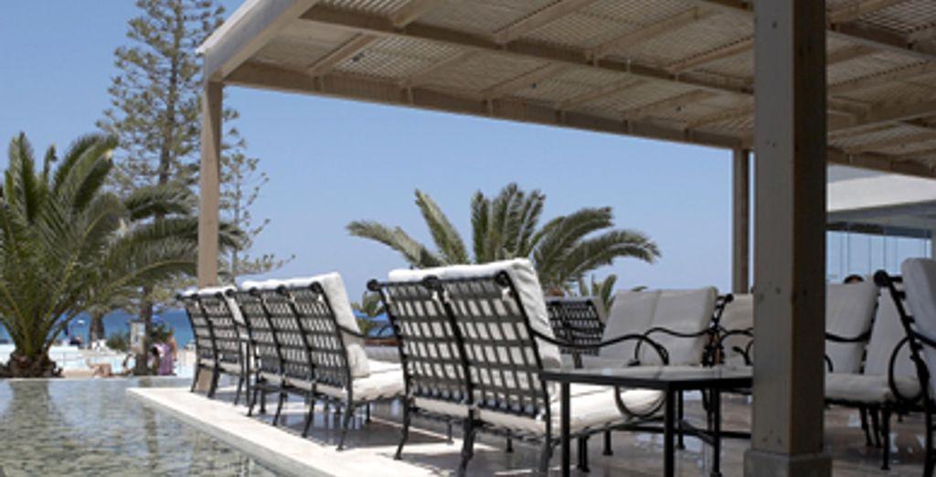 - Ixian Grand Hotel***** - Rhodes - Greece Rhodes