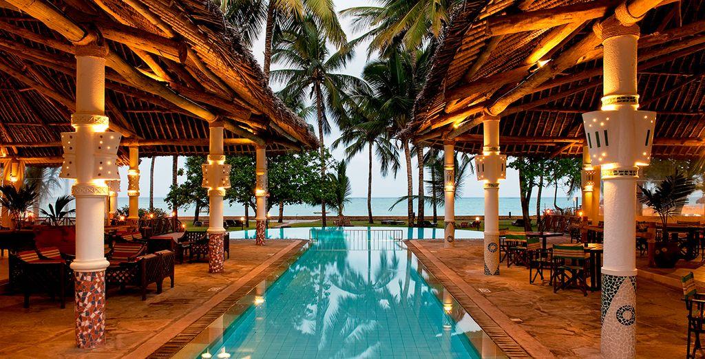 Then end your adventure In the elegant Neptune Village Beach Resort & Spa