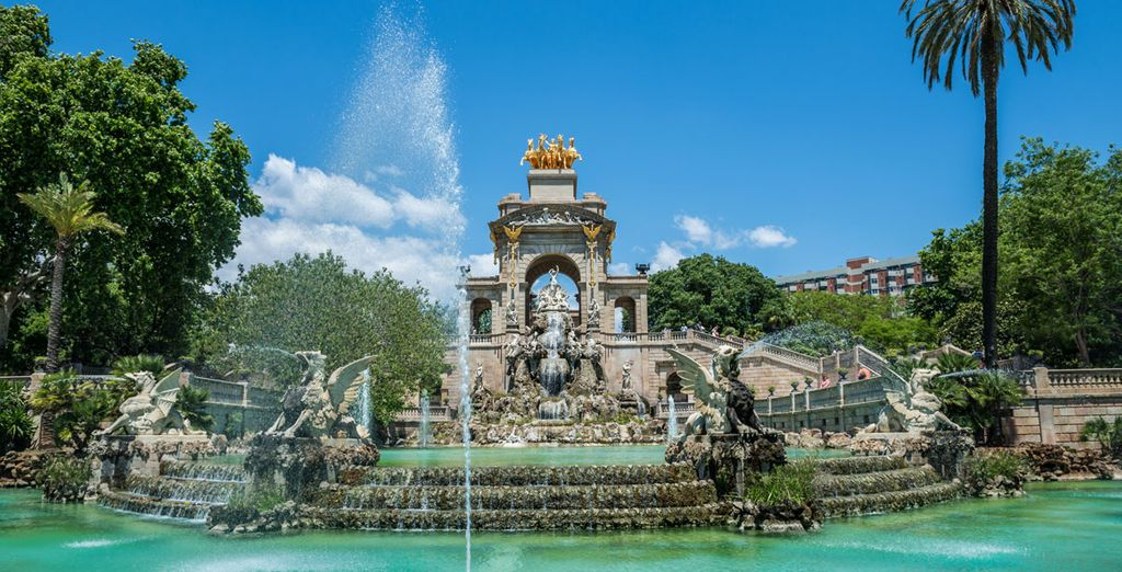 Easter holidays in Barcelona