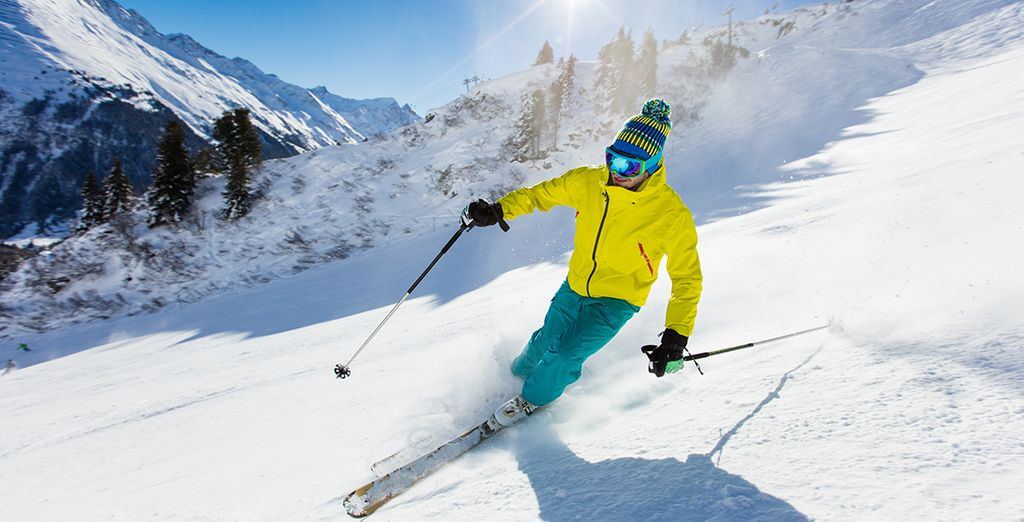 Best activities to Obergurgl during ski holidays