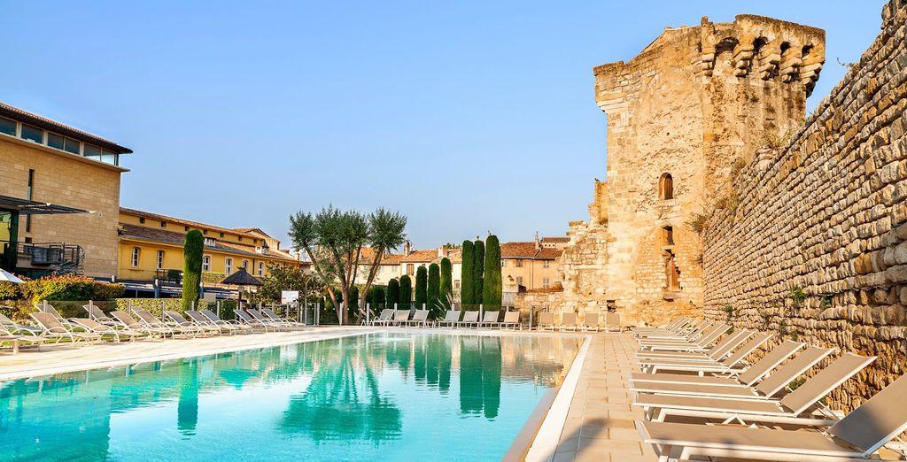The beautiful Aquabella Hotel & Spa 4*