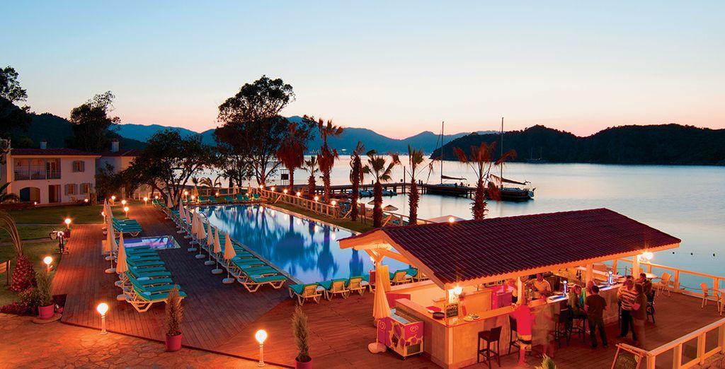 Take a holiday to a Neilson Resort - Neilson Adakoy Beachclub 4* Adakoy Island