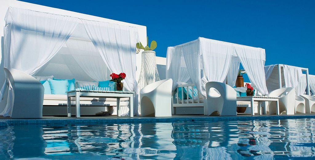 A stunning retreat awaits... - Aressana Spa Hotel 5* Santorini
