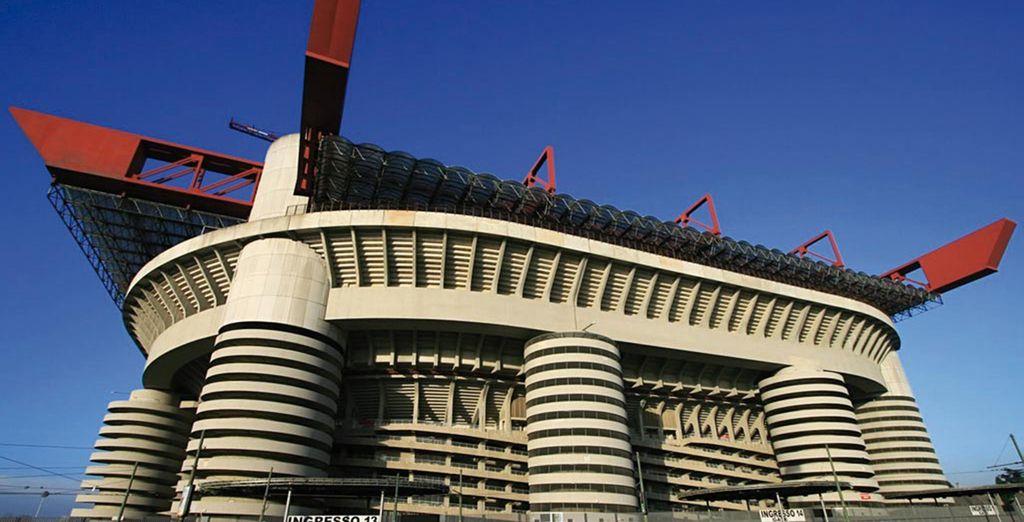 Visit the San Siro Stadium