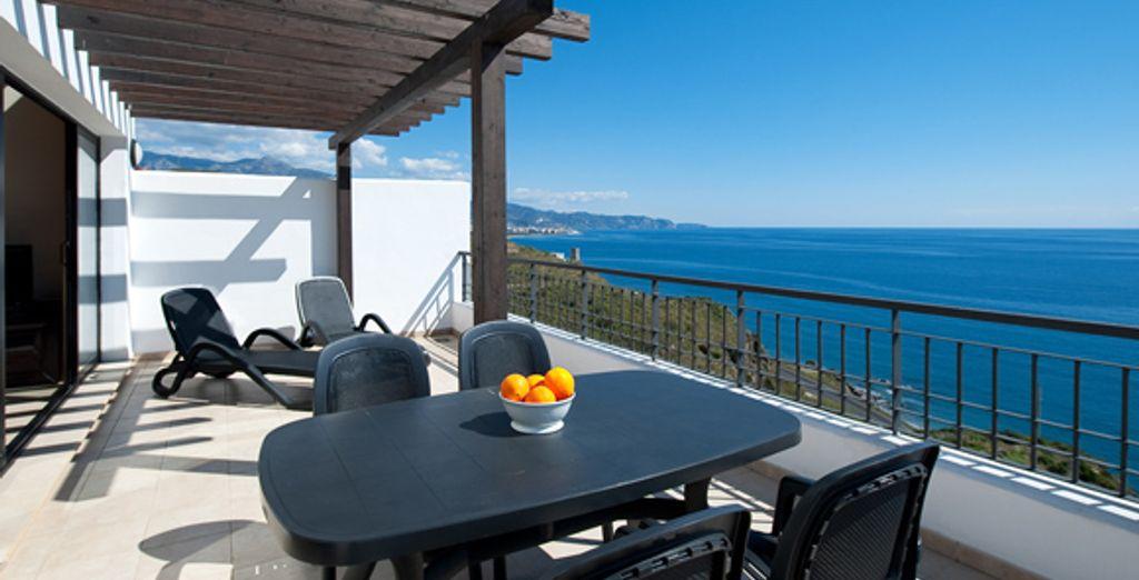 - Fuerte Calaceite Apartments**** - Costa Del Sol - Spain Torrox