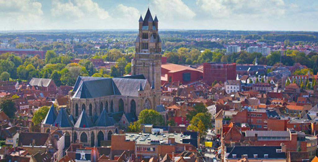 - Martin's Hotel Brugge*** - Bruges - Belgium Bruges