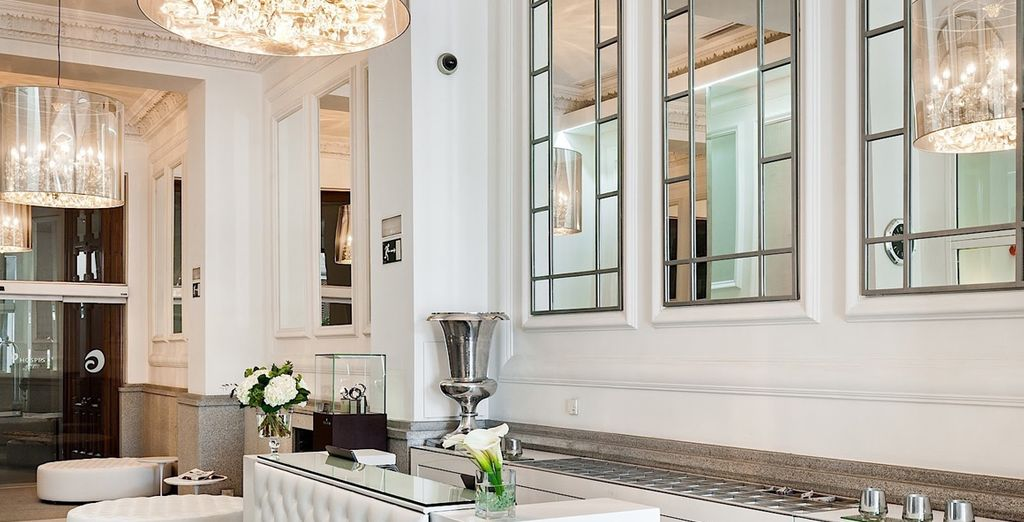 Boutique Luxury in Historic Madrid