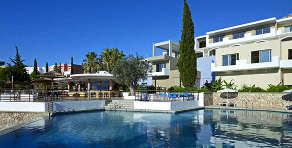 - Porto Angeli Hotel**** - Rhodes - Greece Rhodes