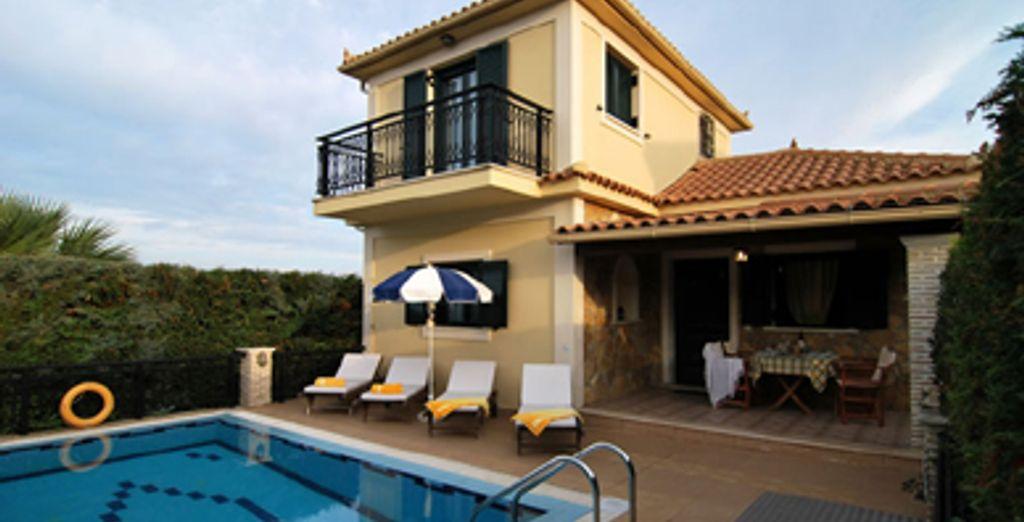 - Kookis Village Villas**** - Zakynthos (Zante) - Greece Zante