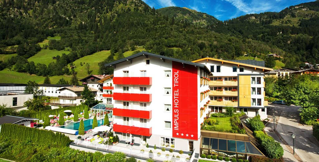 Welcome to Impuls Hotel Tirol 4*
