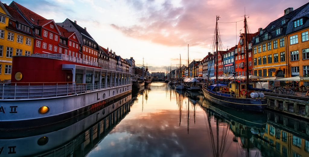 Enjoy a 7 day tour through the capitals of Scandinavia