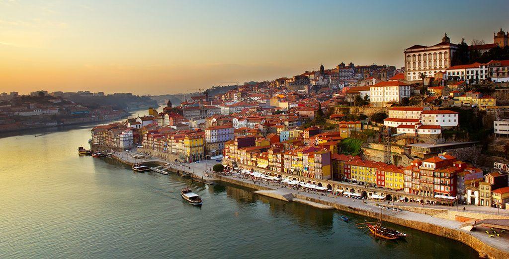 Visit Portugal's hidden gem - Porto - Bessa Hotel**** - Porto - Portugal Porto