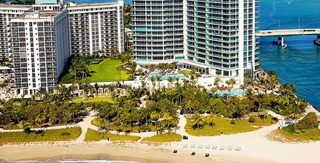 - One Bal Harbour Resort & Spa***** - Miami - USA Miami, Florida